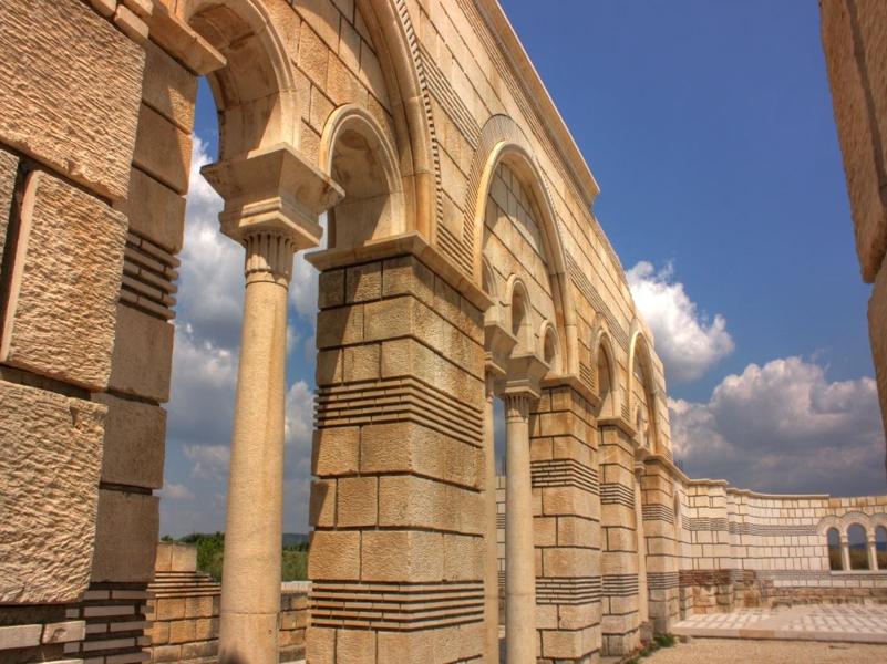 Bulgarian Basilicas & Fortresses