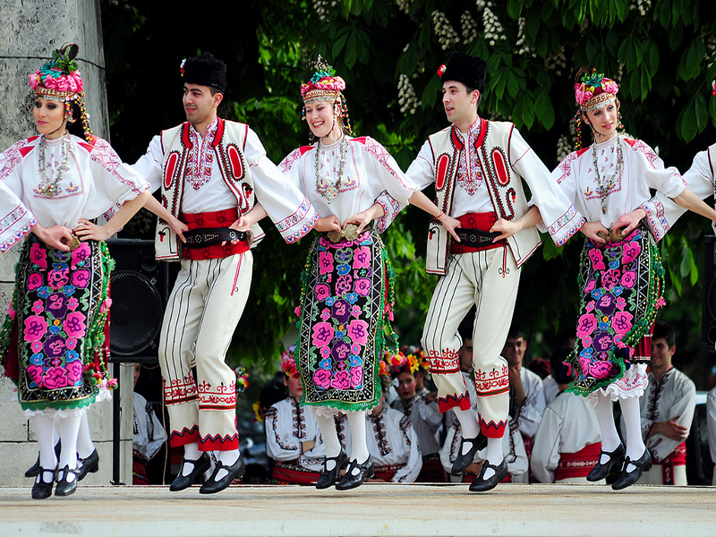Bulgarian Traditions & Ethnography